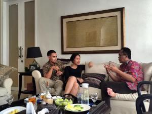 Ngobrol dengan Desy dan Emir, generasi Milenial